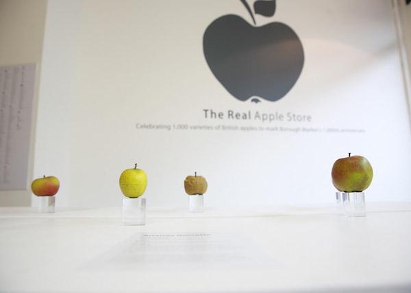 pommes Londres 2