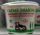 produits locaux du Val de Loire à Beaugency dans le Loiret, creme fraiche petit-troo